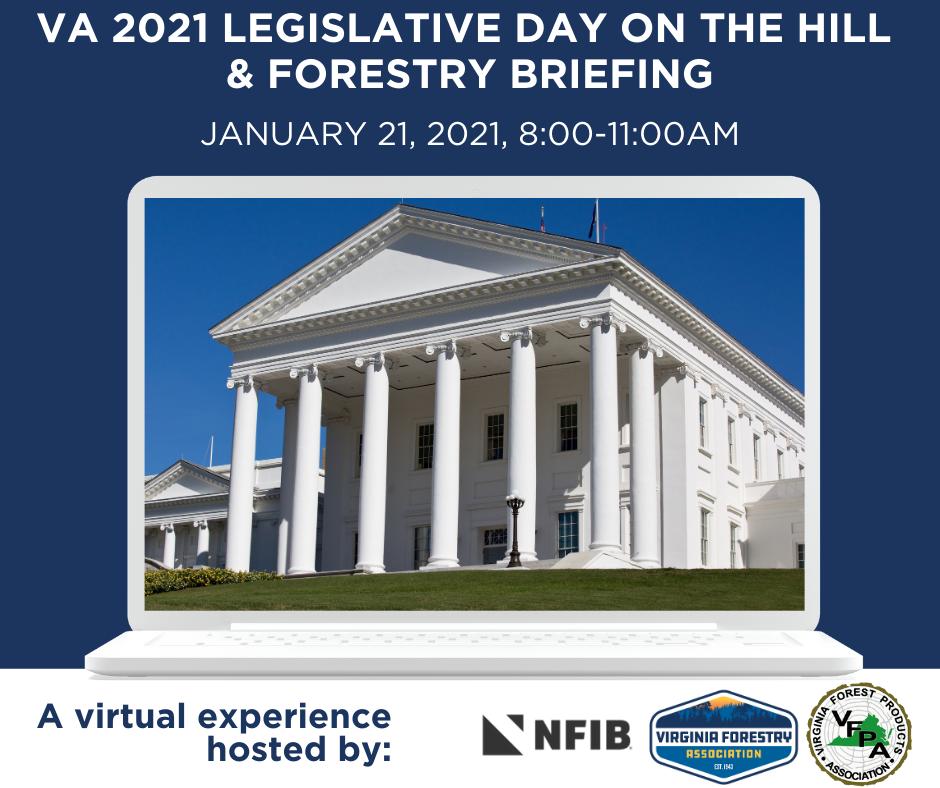 2021 VA Legislative Day